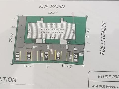 Maison à vendre à Contrecoeur, Montérégie, 414 - 416, Rue  Papin, 27184273 - Centris