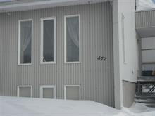 Townhouse for sale in Chicoutimi (Saguenay), Saguenay/Lac-Saint-Jean, 477, Rue  Rabelais, 23727600 - Centris