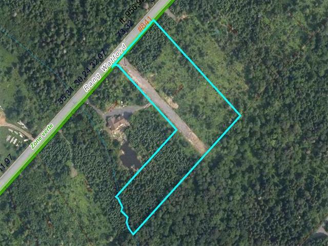 Terrain à vendre à Saint-Benjamin, Chaudière-Appalaches, 9, Rang  Watford, 27132594 - Centris.ca