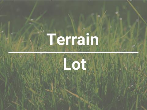 Lot for sale in Thetford Mines, Chaudière-Appalaches, Avenue  Robert, 28215145 - Centris.ca