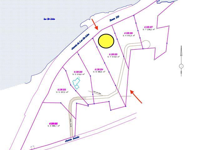 Lot for sale in Lachute, Laurentides, Route  329, 22517518 - Centris.ca