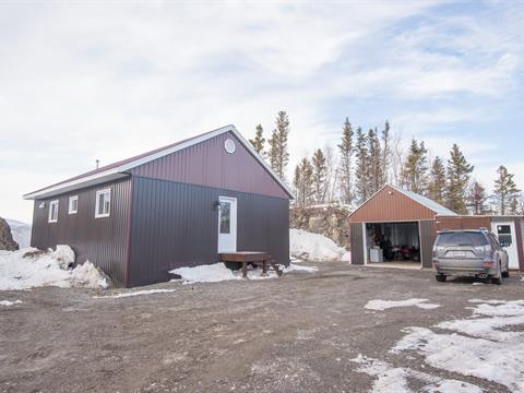 House for sale in Cap-Chat, Gaspésie/Îles-de-la-Madeleine, 403, Route  132, 28973127 - Centris.ca