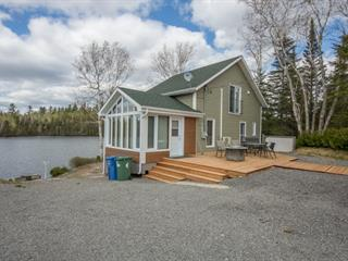 Cottage for sale in Saint-David-de-Falardeau, Saguenay/Lac-Saint-Jean, 554, 13e ch. du Lac-Sébastien, 12210461 - Centris.ca