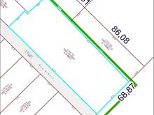Lot for sale in Saint-David, Montérégie, Rue  Albert, 24002189 - Centris