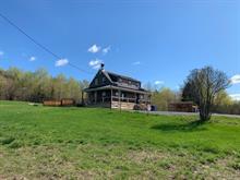 Maison à vendre à Cascapédia/Saint-Jules, Gaspésie/Îles-de-la-Madeleine, 42, Route du Nord-Ouest, 18108528 - Centris.ca