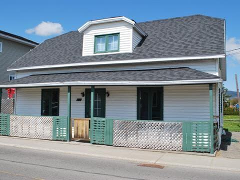 Maison à vendre à Saint-Joachim, Capitale-Nationale, 128, Rue de l'Église, 17775810 - Centris.ca