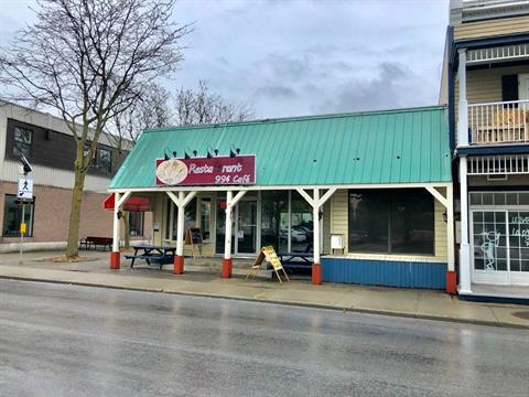 Bâtisse commerciale à vendre à Farnham, Montérégie, 244, Rue  Principale Est, 24868675 - Centris.ca
