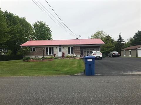 House for sale in Roxton Falls, Montérégie, 243, Rue  Bel-Air, 21131470 - Centris.ca