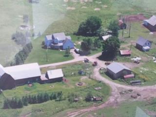 Farm for sale in Pontiac, Outaouais, 5855, Chemin  Farrell, 16167937 - Centris.ca