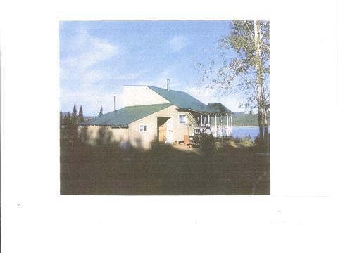 Chalet à vendre à Rivière-aux-Outardes, Côte-Nord, 1, Réservoir  Lac-Sainte-Anne, 28499613 - Centris.ca