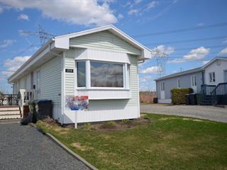 Mobile home for sale in Lévis (Desjardins), Chaudière-Appalaches, 3950, Rue des Sureaux, 22225172 - Centris.ca