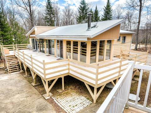 House for sale in Amherst, Laurentides, 585, Chemin des Sureaux, 28811856 - Centris.ca