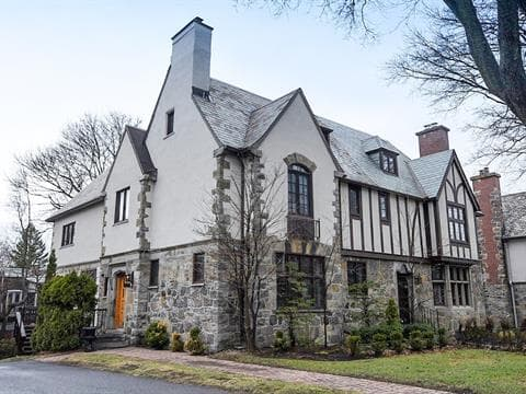 House for sale in Westmount, Montréal (Island), 728, Avenue  Upper-Roslyn, 15259548 - Centris.ca