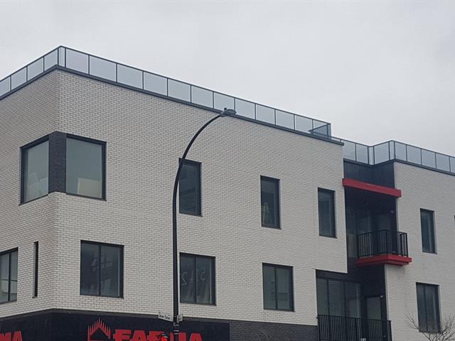 Condo / Apartment for rent in Montréal (Rosemont/La Petite-Patrie), Montréal (Island), 7186, boulevard  Saint-Laurent, apt. 101, 25211298 - Centris.ca