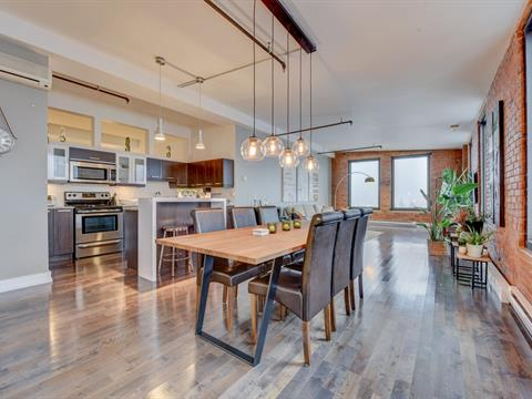 Loft/Studio for sale in Jacques-Cartier (Sherbrooke), Estrie, 31, Rue  King Ouest, apt. 402, 19613709 - Centris