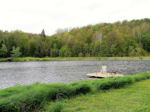 Terrain à vendre à Brownsburg-Chatham, Laurentides, Chemin de Horrem, 10690378 - Centris.ca