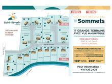 Lot for sale in Saint-Séverin (Chaudière-Appalaches), Chaudière-Appalaches, 17, Rue des Sommets, 16839924 - Centris.ca