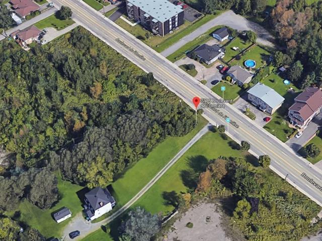 Terrain à vendre à Québec (Les Rivières), Capitale-Nationale, 7715, boulevard de l'Ormière, 27114609 - Centris.ca