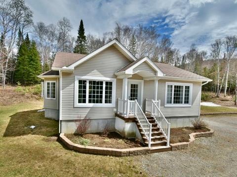Maison à vendre à Rivière-Rouge, Laurentides, 362, Chemin du Lac-Kiamika, 25664827 - Centris.ca
