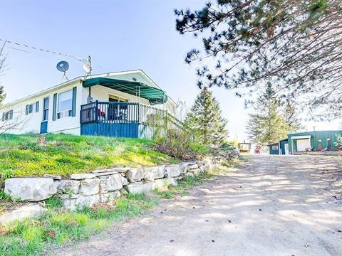Fermette à vendre à Denholm, Outaouais, 518, Chemin du Poisson-Blanc, 22734802 - Centris.ca