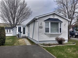 Mobile home for sale in Lévis (Desjardins), Chaudière-Appalaches, 3743, Rue des Fougères, 11874823 - Centris.ca