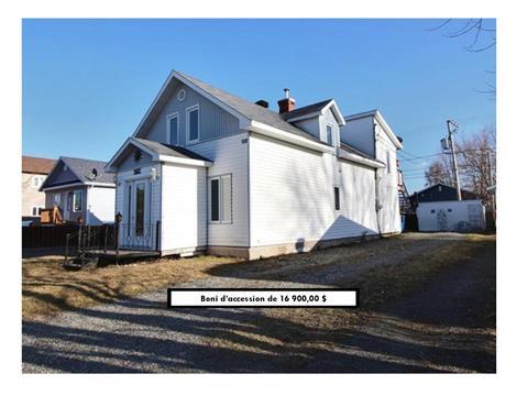 Duplex for sale in Malartic, Abitibi-Témiscamingue, 661 - 663, Rue  Laval, 16277636 - Centris
