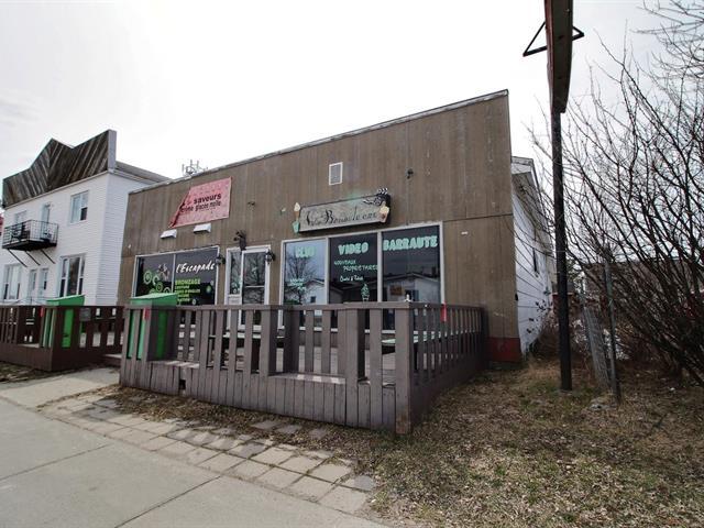 Bâtisse commerciale à vendre à Barraute, Abitibi-Témiscamingue, 711, 1re Rue Ouest, 20851092 - Centris.ca