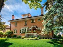 Maison à vendre à Westmount, Montréal (Île), 320, Avenue  Redfern, 20564668 - Centris.ca