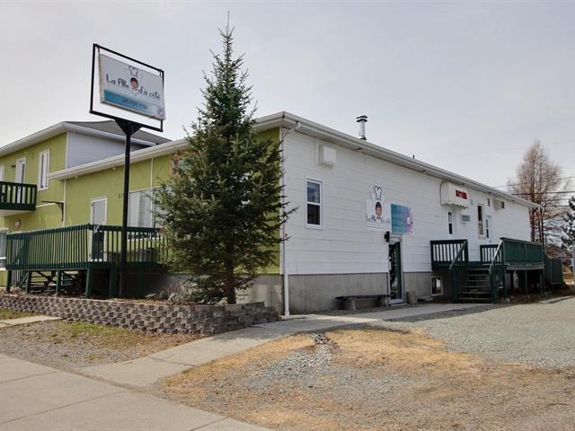Commercial building for sale in Barraute, Abitibi-Témiscamingue, 573 - 573A, 1re Rue Ouest, 24056367 - Centris.ca