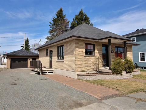 Maison à vendre à Barraute, Abitibi-Témiscamingue, 591, 2e Rue Ouest, 16768094 - Centris.ca