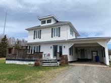 House for sale in Bonaventure, Gaspésie/Îles-de-la-Madeleine, 336, Chemin  Thivierge, 11487995 - Centris