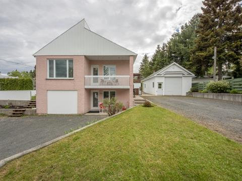 Cottage for sale in Saint-Henri-de-Taillon, Saguenay/Lac-Saint-Jean, 2165, Chemin des Petits-Fruits, 23083119 - Centris.ca
