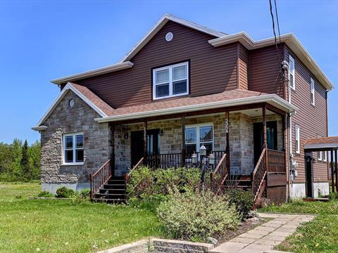 Duplex à vendre à Sainte-Catherine-de-la-Jacques-Cartier, Capitale-Nationale, 3350 - 3354, Route de Fossambault, 17135787 - Centris