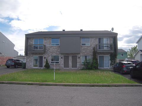 Quadruplex à vendre in Les Chutes-de-la-Chaudière-Est (Lévis), Chaudière-Appalaches, 985 - 987, Rue du Chasseur, 28154676 - Centris.ca