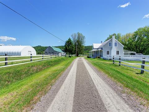 Fermette à vendre à La Conception, Laurentides, 1433, Route des Ormes, 20289833 - Centris.ca
