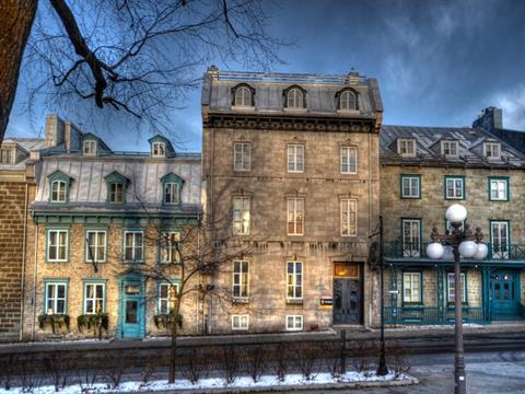 Condo / Appartement à louer à La Cité-Limoilou (Québec), Capitale-Nationale, 65, Rue  D'Auteuil, app. 2, 13415200 - Centris.ca