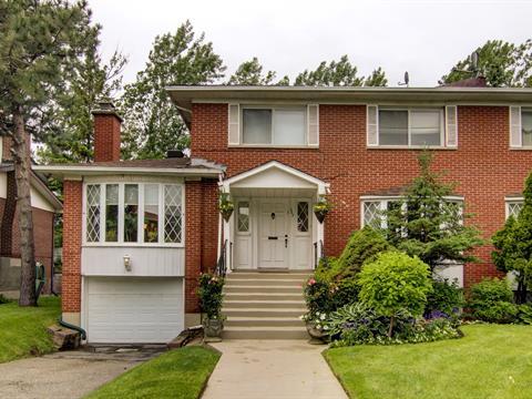 House for sale in Hampstead, Montréal (Island), 227, Croissant  Harrow, 18029387 - Centris.ca