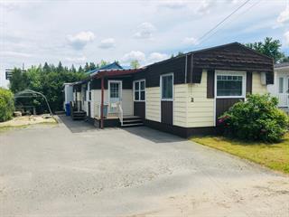 Maison mobile à vendre à Gatineau (Gatineau), Outaouais, 1762, boulevard  Maloney Est, app. 2, 11581090 - Centris.ca