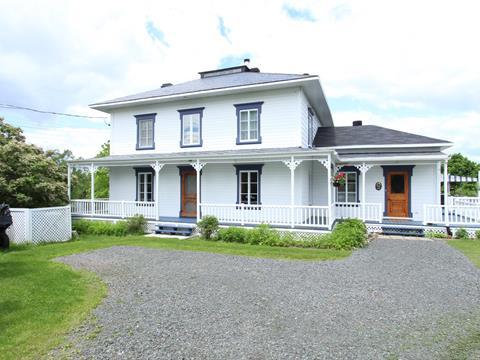 Maison à vendre à Saint-Michel-de-Bellechasse, Chaudière-Appalaches, 49, Route  132 Ouest, 15484691 - Centris