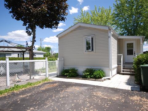 Mobile home for sale in Saint-Jean-sur-Richelieu, Montérégie, 5, Rue de San-Francisco, 17614790 - Centris