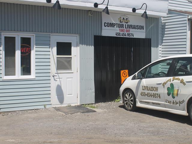 Business for rent in Saint-Patrice-de-Sherrington, Montérégie, 202, Rue  Saint-Patrice, 22845401 - Centris.ca