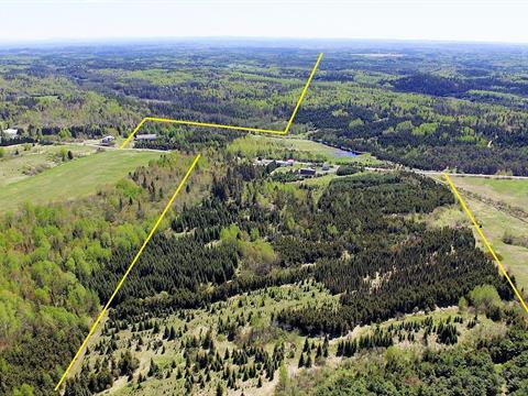 Fermette à vendre à Saint-Ambroise, Saguenay/Lac-Saint-Jean, 383, 8e Rang, 21303775 - Centris.ca