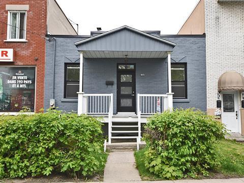 Maison à louer à Mercier/Hochelaga-Maisonneuve (Montréal), Montréal (Île), 8015, Rue  La Fontaine, 19342341 - Centris.ca