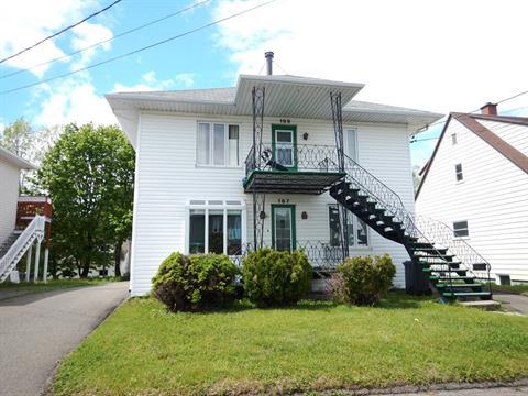 Duplex à vendre à Trois-Pistoles, Bas-Saint-Laurent, 167 - 169, Rue  Pelletier, 21464795 - Centris.ca