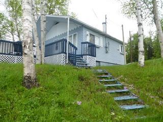 Maison à vendre à Lac-Bouchette, Saguenay/Lac-Saint-Jean, 351, Chemin du Barrage, 14596953 - Centris.ca