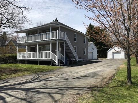 Immeuble à revenus à vendre à Coaticook, Estrie, 250Z - 252Z, Rue de l'Union, 24559605 - Centris.ca
