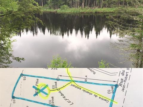Terrain à vendre à Sainte-Christine-d'Auvergne, Capitale-Nationale, 64, Avenue du Cap, 12107980 - Centris