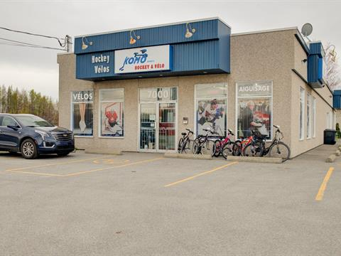 Commercial building for sale in La Plaine (Terrebonne), Lanaudière, 7000, boulevard  Laurier, 26739019 - Centris.ca
