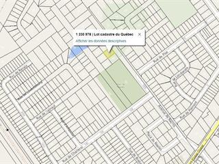 Terrain à vendre à Laval (Vimont), Laval, Rue de Naples, 19066239 - Centris.ca
