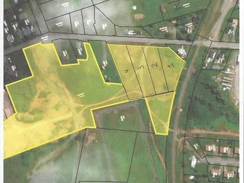 Terrain à vendre à Grande-Rivière, Gaspésie/Îles-de-la-Madeleine, Rue du Parc, 18705186 - Centris.ca